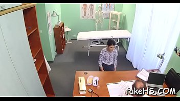 with woman a doctor horny pregnant playing Sweet housewife fuck hard on bed