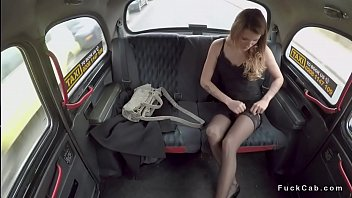 taxi pareguze czech Cumming inside shemales ass