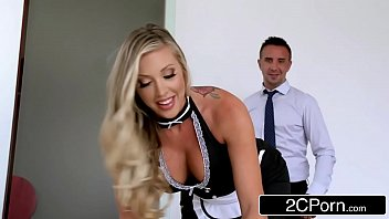 maid and white boss south black african home made10 Hot blonde gf records sextape porn
