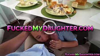 mom teen fuck son and Red stocking clad european slut gets naked on the couch