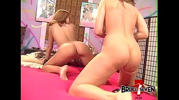 nude milf infront son10 to of forced busty strip Fuck wife and her friend