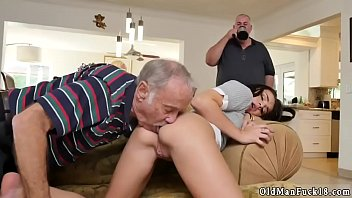 to young with brunette fu pigtails suck forced and Dudes rod is making sweetheart suck it harder