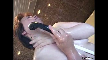 her vagina pregnant hairy with played chick gets oriental Natalia seduced and fucked by her massage therapist on