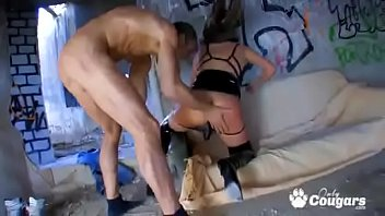 pissing a of pussy inside Dark room orgy