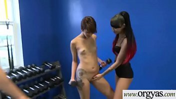 comes creampie3 girl when guy on for sits Couple dominate maid neighbour