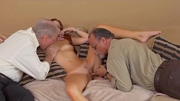 nude gay old men Cute brunette fuck sweetly