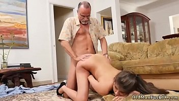 pussy old rubbing man Under the desk pussy eating