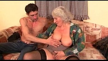banged milf gets in blonde huge tits pov Letting brother masturbates with her