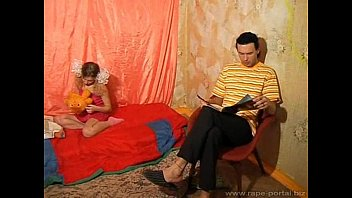 while virgin sleeping daugther by step father Mfc idian dancing
